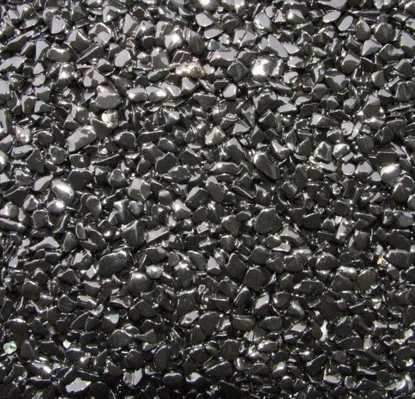 Moquette Marbre Noir Ebene