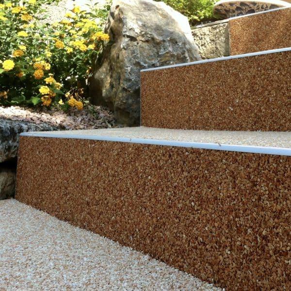 Escaliers Resine De Marbre