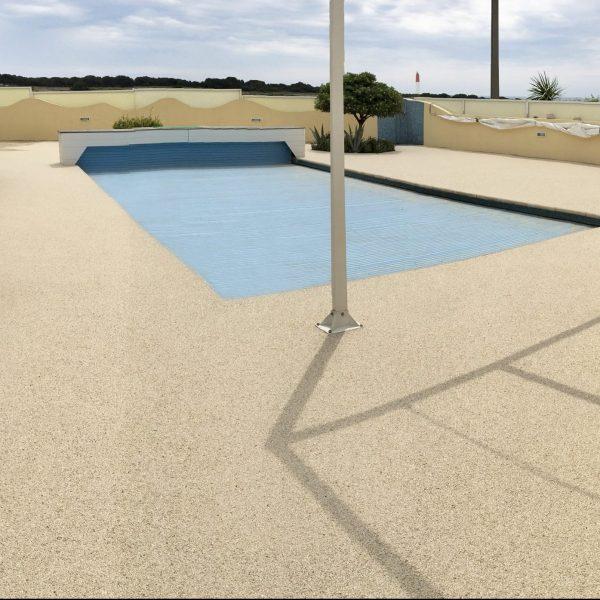 revêtement piscine livingstone