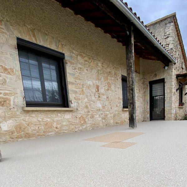 revêtement terrasse livingstone