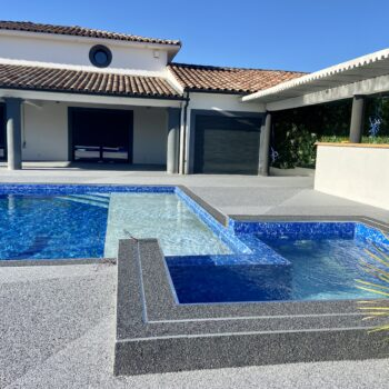 revetement piscine design livingstone