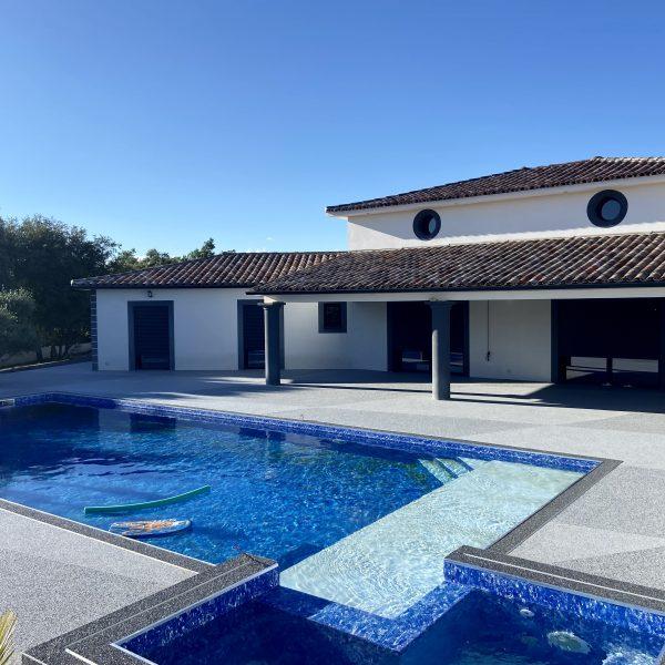 revetement piscine livingstone design